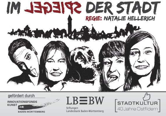 Zeichnung von: Philipp Schweinfurth, Kulissenschieber Ostfildern e.V.
